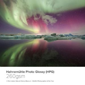 Hahnemühle Photo Glossy (HPG, 260gsm)